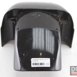 "Parafango anteriore nero 16"" Ducati 851"