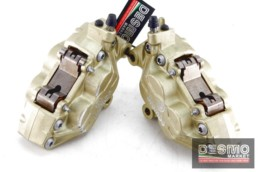 Pinze freno anteriori Brembo oro 65 mm Ducati 996 998 Monster s4r