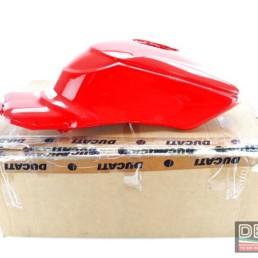Serbatoio benzina rosso Ducati 749 999