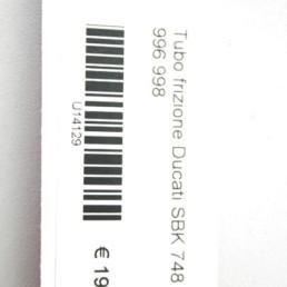 Tubo frizione Ducati SBK 748 916 996 998