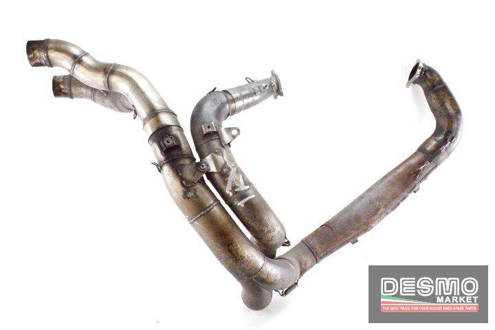 Collettori scarico Termignoni 70 mm Ducati 848 1098