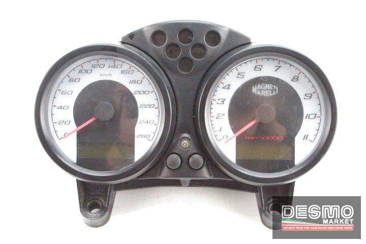 Cruscotto dashboard strumentazione Ducati Monster s4rs s4r s4r 998
