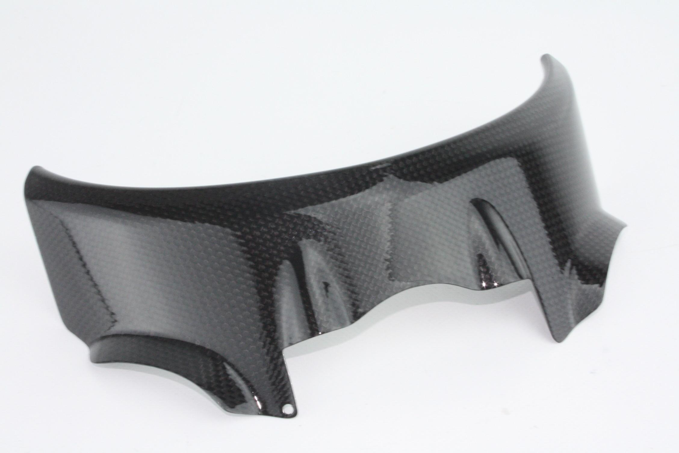 Cover fanale anteriore carbonio ducati monster 696 , 796 , 1100 …