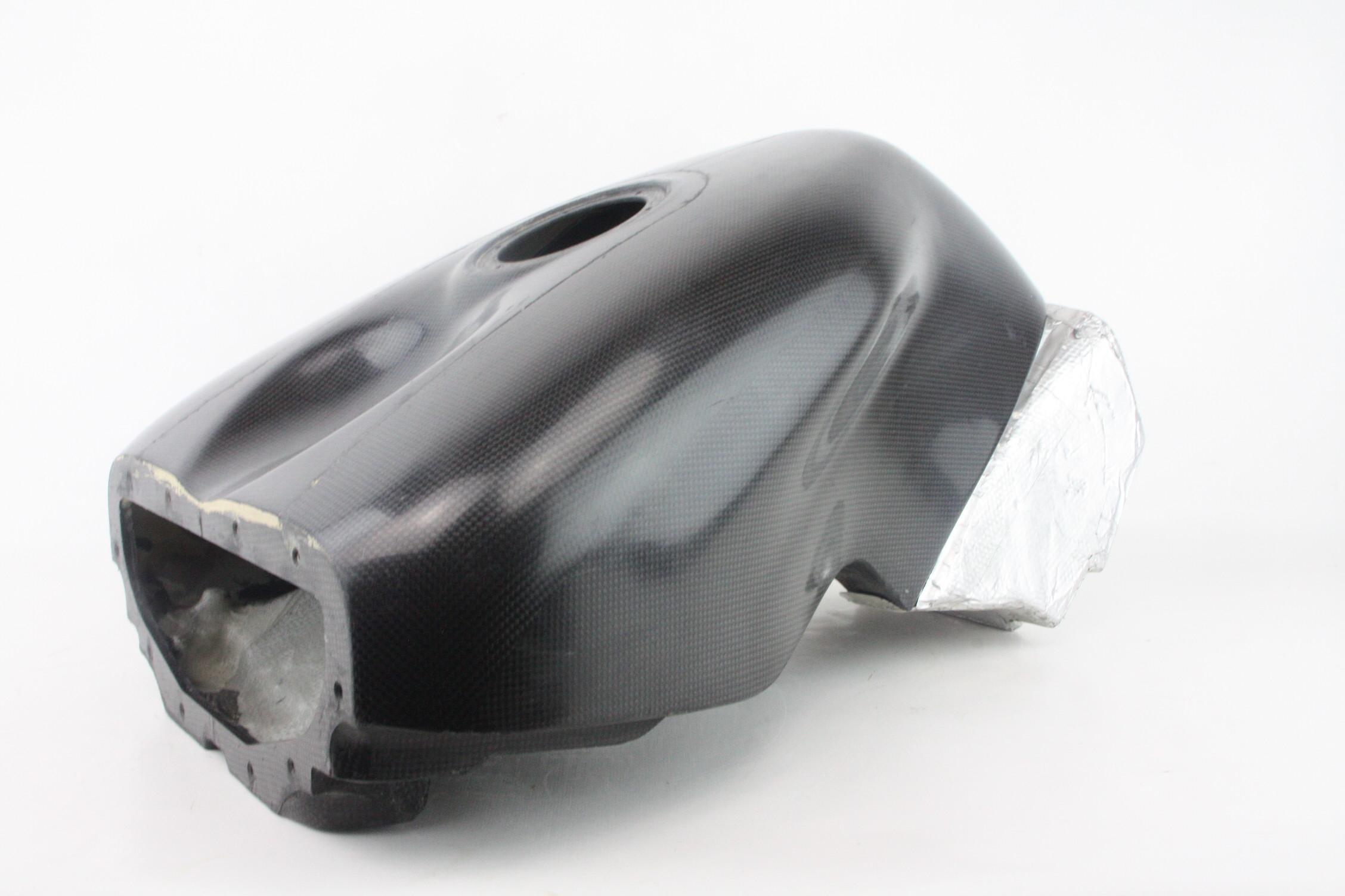 Ducati corse carbon fiber gas fuel tank Ducati desmosedici GP5 official MotoGP