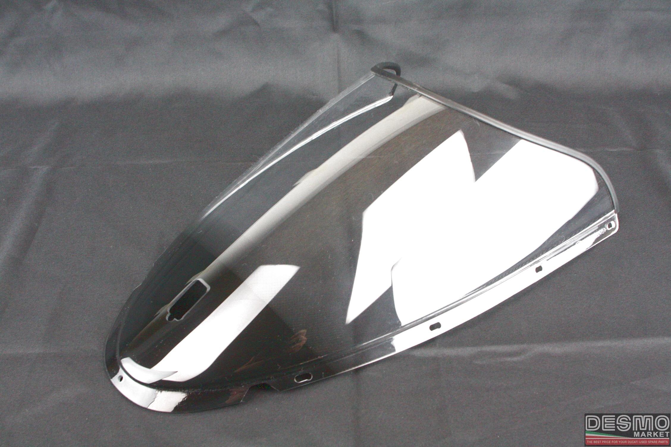 Plexi plexiglass cupolino ducati 749 999 2003/04