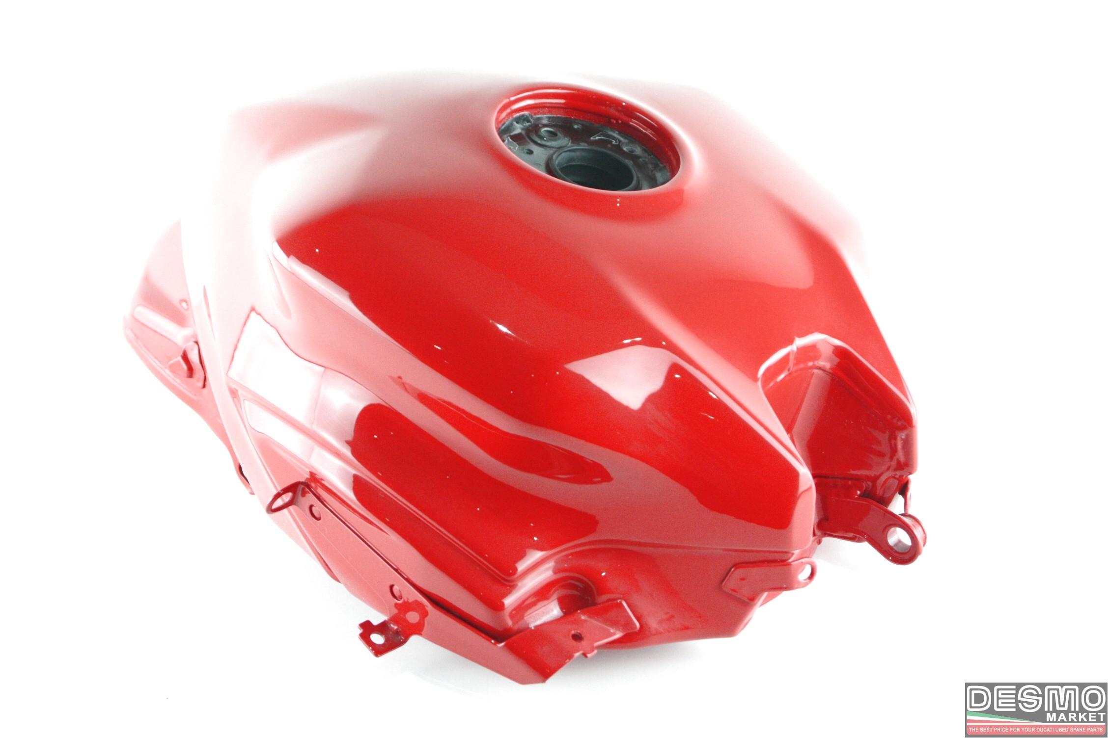 Serbatoio benzina nuovo rosso ducati supersport 939